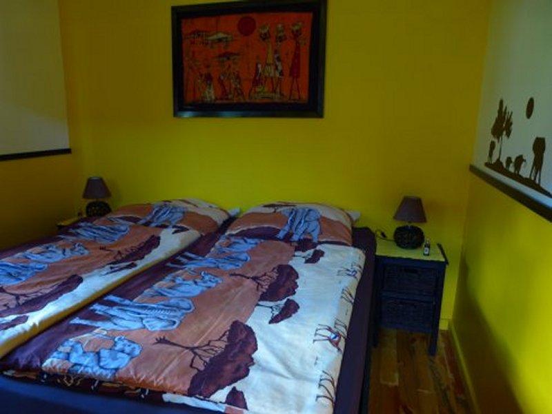 Haus Elefant - Elternschlafzimmer